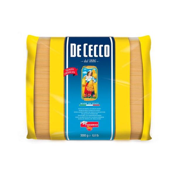 Spaghettis de cecco xxl 3000gr Dececco Épicerie Fine Grocery Store Come à lÉpicerie Take Away Delivery Luxembourg