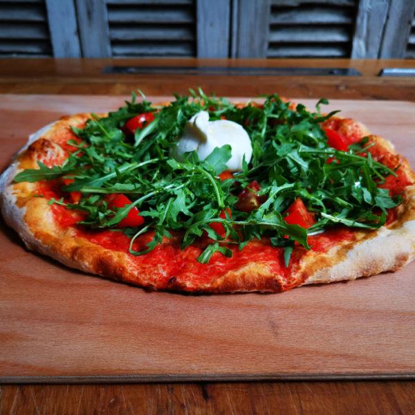 BURRATISSIMA – COME À LA PIZZA