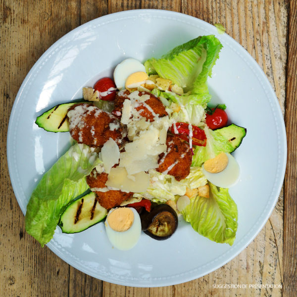 Come Delivery Salade Cesar Come à la Maison Takeaway Delivery Luxembourg 2
