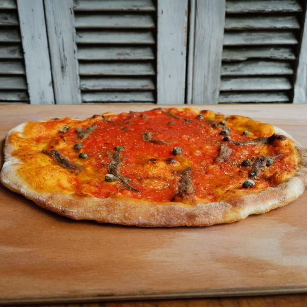 MARINARA – COME À LA PIZZA