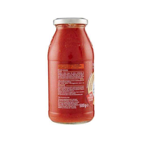 Purée de tomates biologique Come Delivery Come à lÉpicerie Take Away Delivery Luxembourg 3