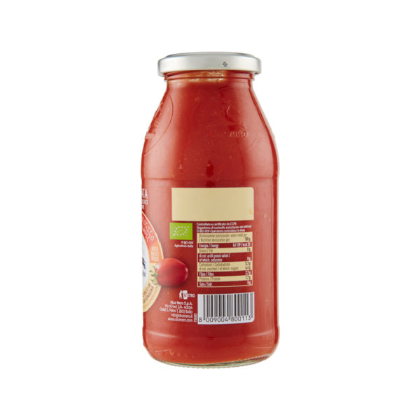 Purée de tomates biologique Come Delivery Come à lÉpicerie Take Away Delivery Luxembourg 4