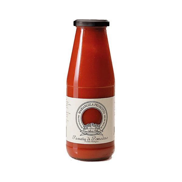 Sauce tomate bio Prunotto Épicerie Fine Grocery Store Tomates et Sauces Come à lÉpicerie Take Away Delivery Luxembourg 1