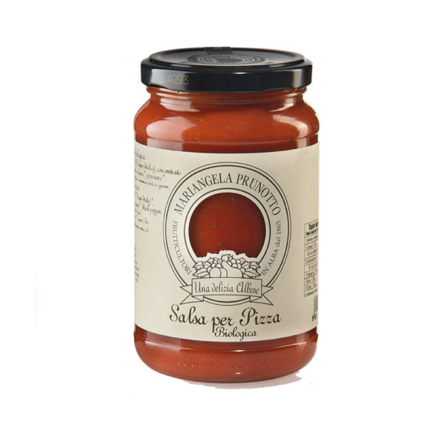 Sauce tomate pour pizza bio Prunotto Épicerie Fine Grocery Store Tomates et Sauces Come à lÉpicerie Take Away Delivery Luxembourg 1
