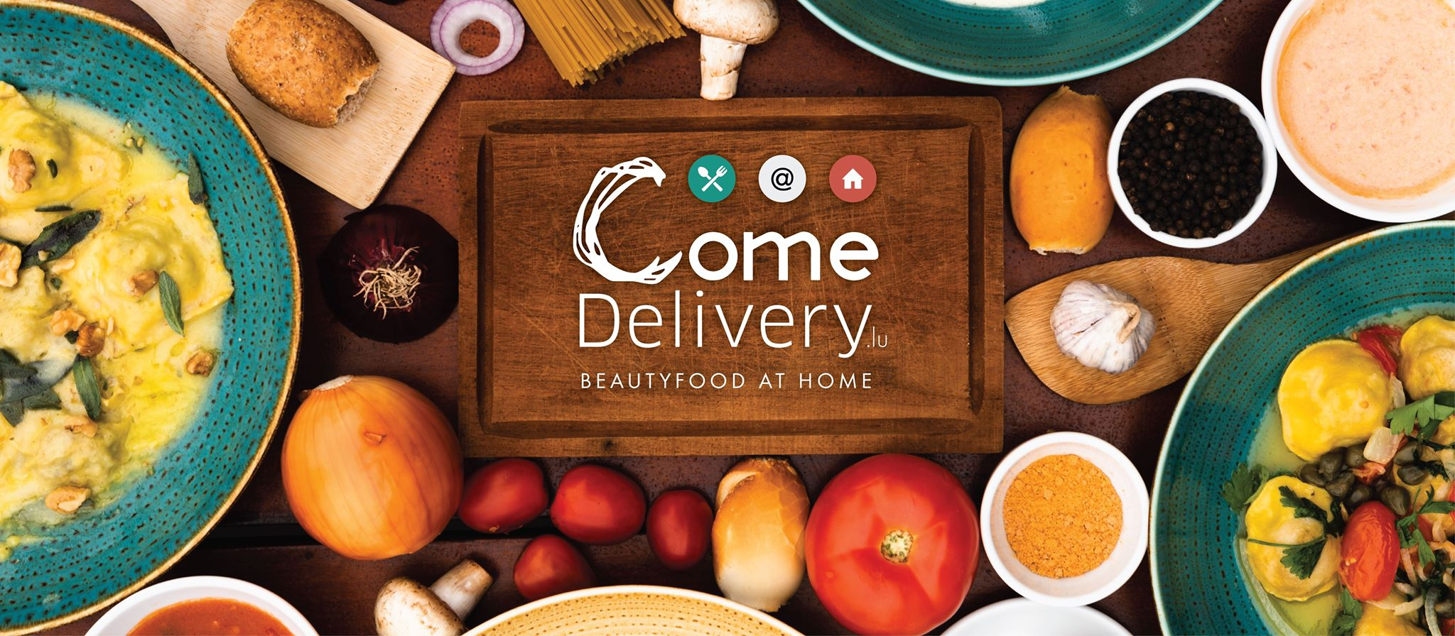 Come Delivery Come à la Maison Take Away Delivery Luxembourg Pro