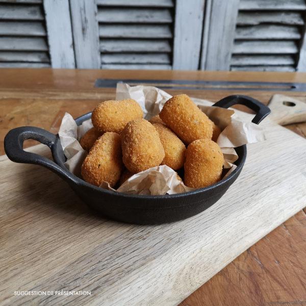 Croquettes de pommes de terre Come Delivery Come a la Maison Food Delivery and Takeaway Luxembourg