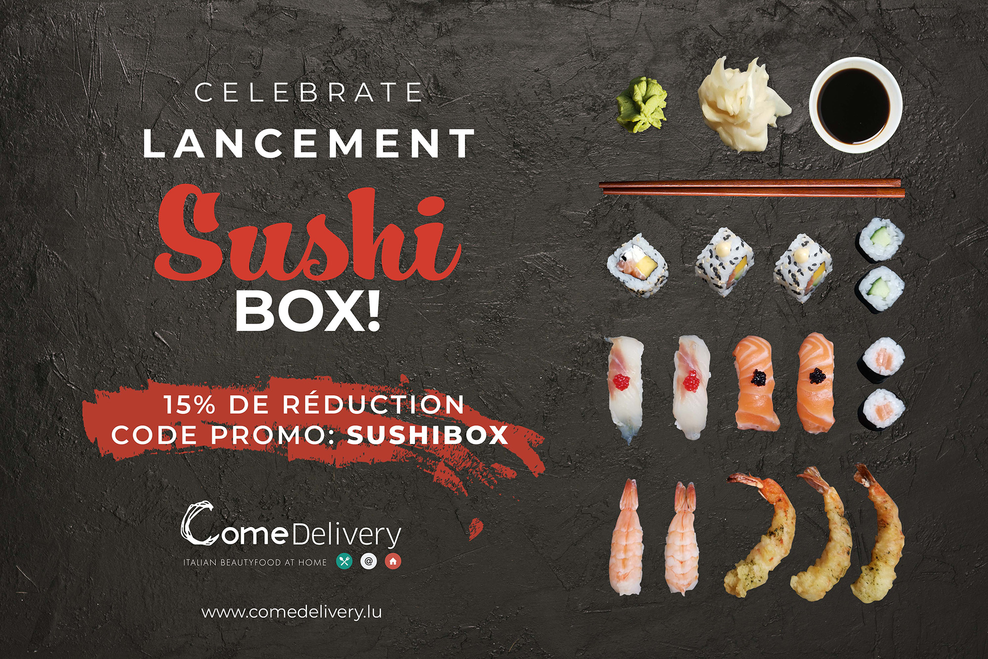 Sushi Box Sushi Delivery Luxembourg Come Delivery Header 1