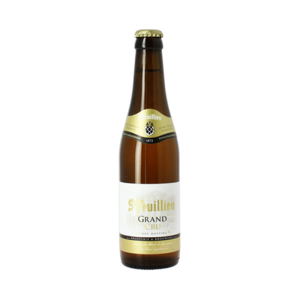 Come Delivery Saint Feuillien Grand Cru Come à la Bière Come à la Maison Delivery Take Away Luxembourg 1