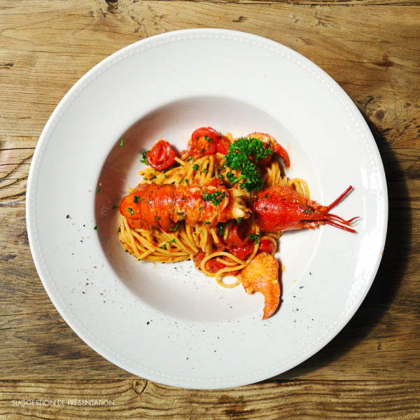 Come Delivery Spaghetti Homard Come à la Maison Delivery Take Away Luxembourg 3