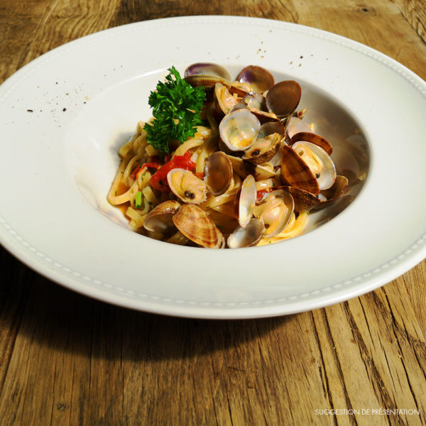 Come Delivery Tagliolini alle Vongole Come à la Maison Delivery Take Away Luxembourg 2