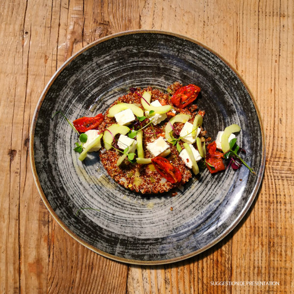Salade de Quinoa Come Delivery Come a la Maison Food Delivery and Takeaway Luxembourg 2
