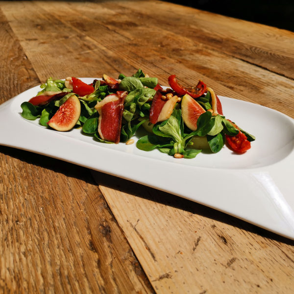 Salade de magret de canard fumé Come Delivery Come a la Maison Food Delivery and Takeaway Luxembourg 3