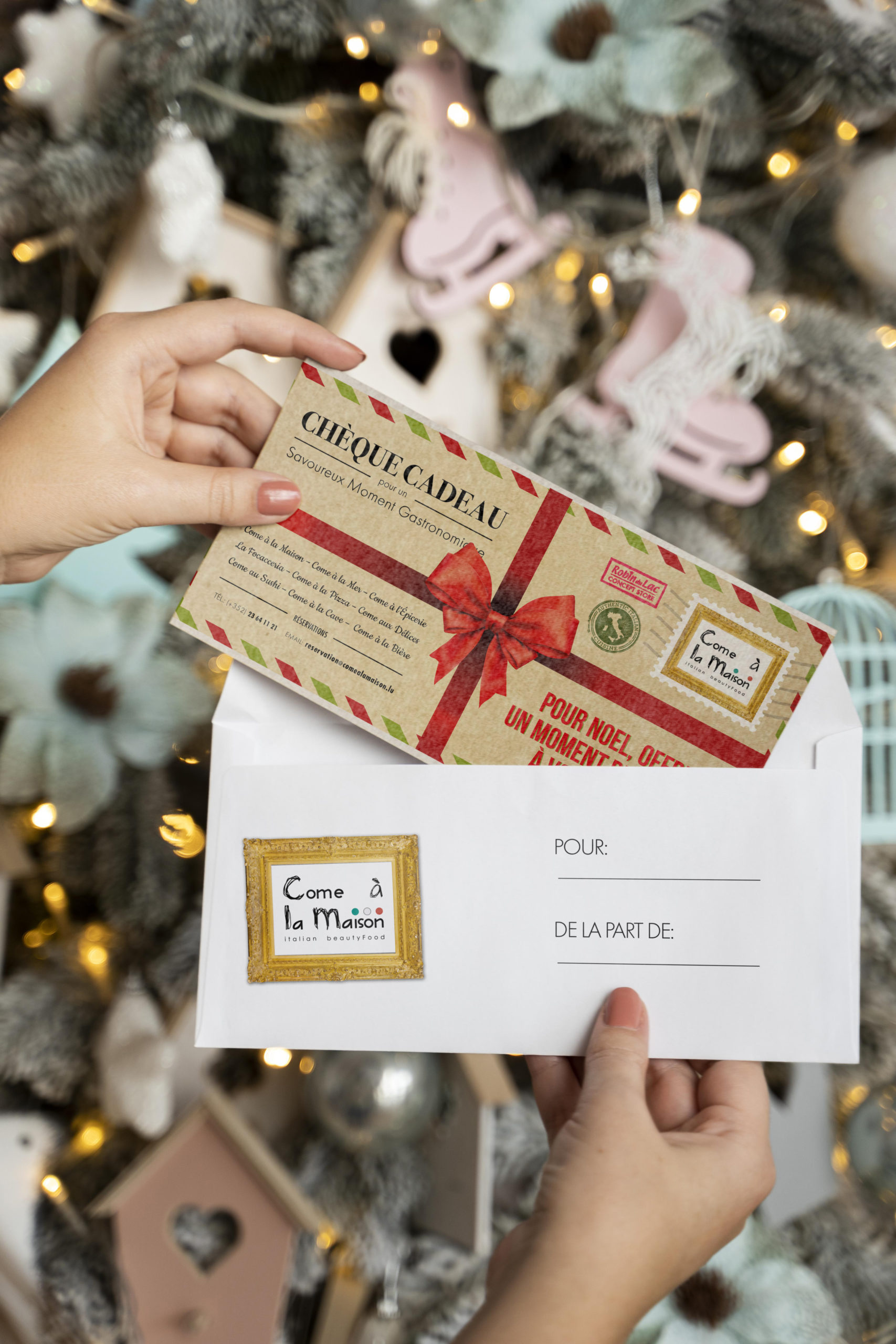 Cheque Noel