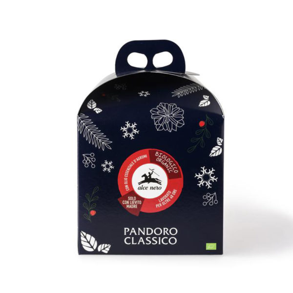 Pandoro Classico Bio 600gr Come Delivery Epicerie Fine Take Away Delivery Luxembourg 1