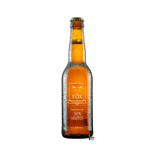 Fox Premium Pils Come a la Biere Come a la Maison Delivery Take Away Luxembourg 2