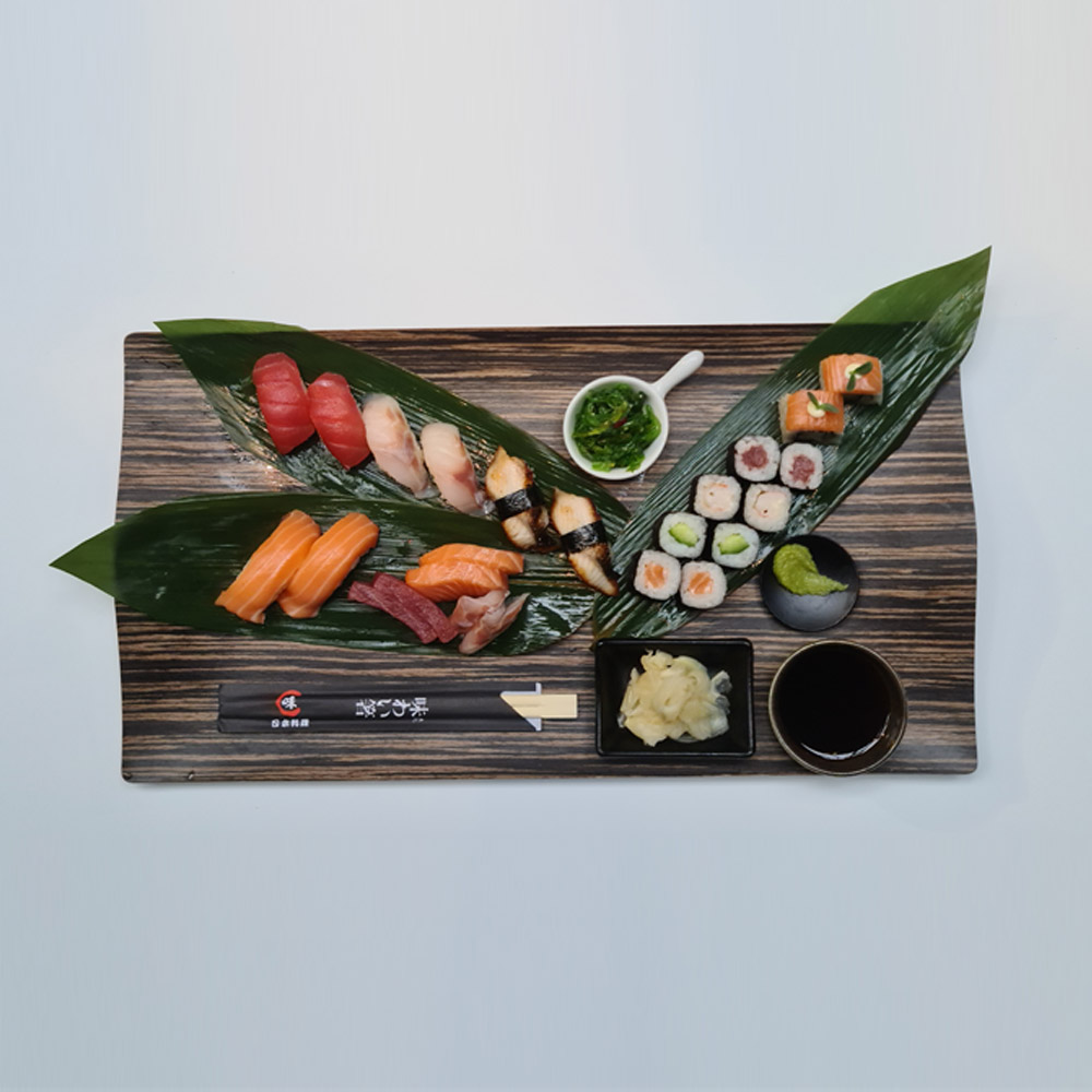 Sushi Box 24 pieces Sushi Delivery Luxembourg Come Delivery 1